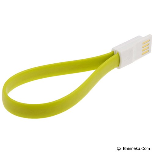 IROC Hyper micro USB Short [HypmUSBS] - Green - Cable / Connector Usb